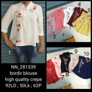 NN281539-bordir-blouse-high-quality-crepe-seri@85 ecer@95